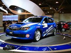 automobile, subaru, vehicle, automotive design, auto show, full-size car, mid-size car, world rally car, subaru impreza, land vehicle, subaru,