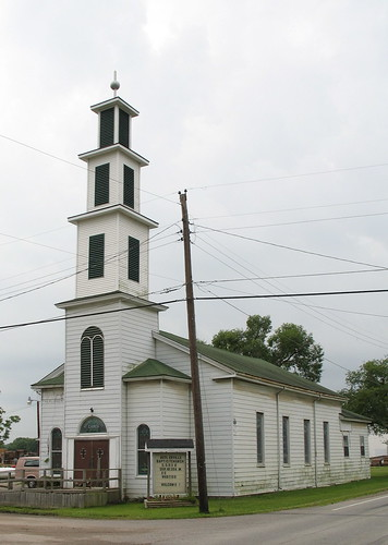 Butlerville Baptist Church