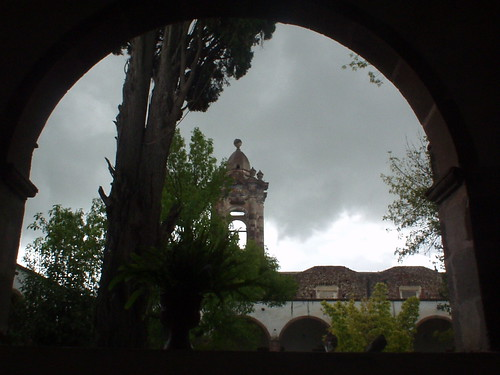 - A dark afternoon in San Miguel Allende