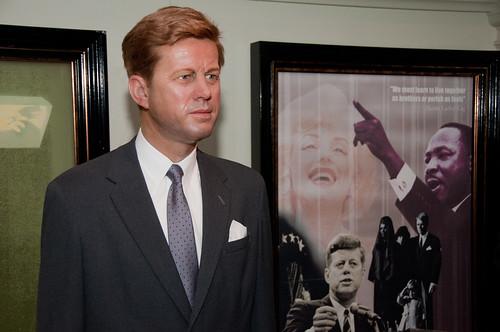 John Fitzgerald Kennedy - Madame Tussauds - Amsterdam