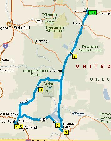 March 2021 Ride To Jacksonville Oregon  Explore Oregon