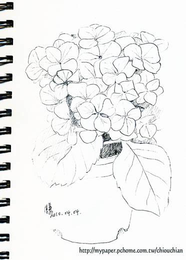 简笔画 手绘 线稿 358