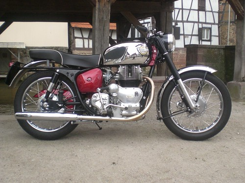 Royal Enfield Constellation 1958 700cc OHV