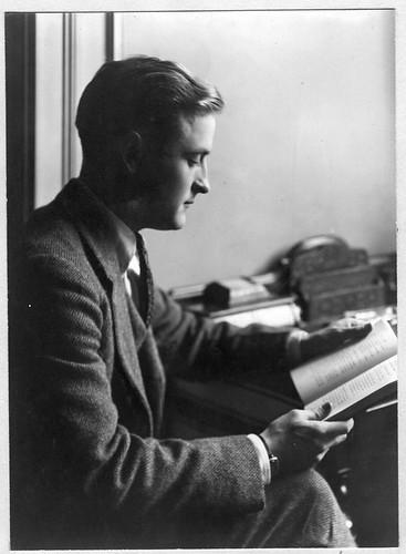 F. Scott Fitzgerald, mid 1920s