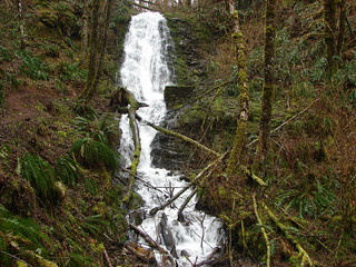 Bridge Creek Falls