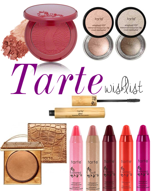 Tarte_Wish_list