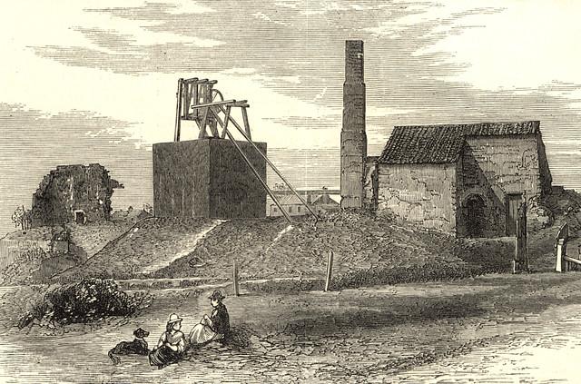 Killingworth Colliery, West Moor Pit (1802-1882)