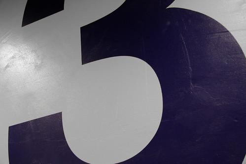 (Nr.3) Number 3