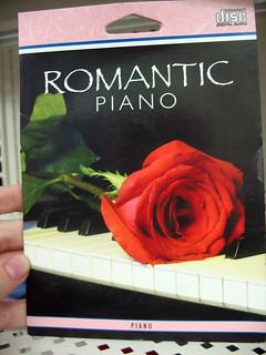 Romantic Papyrus Piano