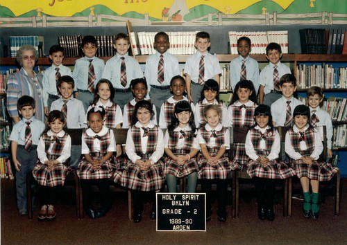 Boro Park - Holy Spirit ES G2 1989-907