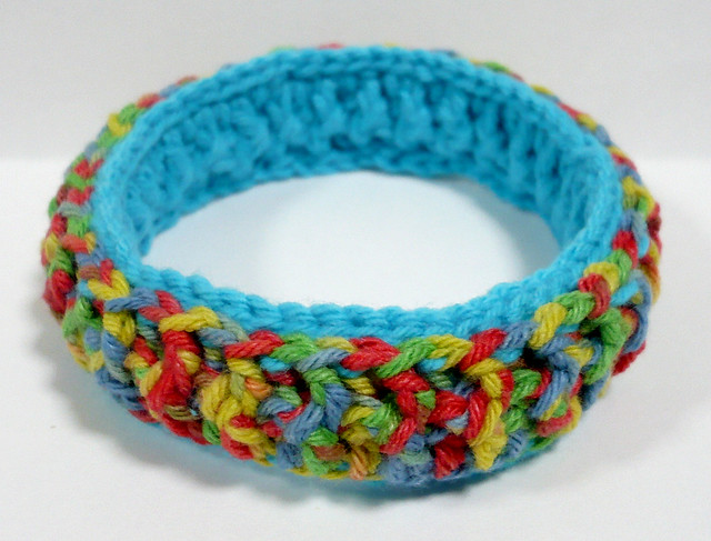 Crocheted Bracelet - Sophie