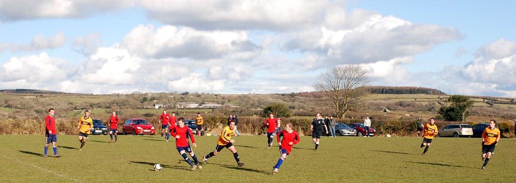 Mount Charles v Altarnun, Duchy League Division 4