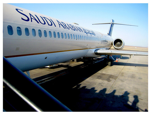 Saudia MD-90
