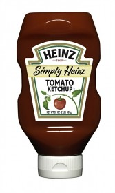 Simply Heinz Ketchup-No HFCS