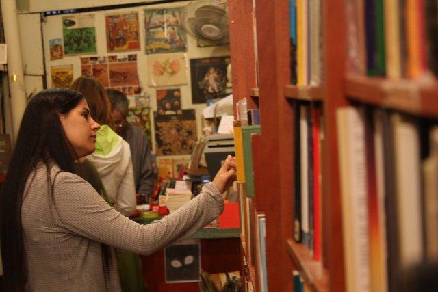 Tel Aviv's mysigaste bokaffärer