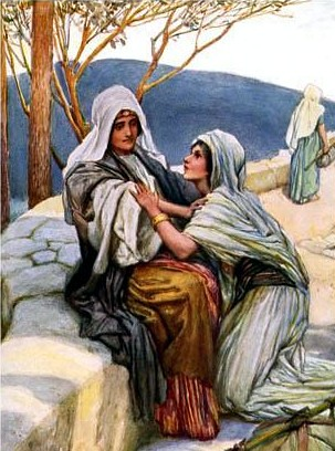 Ruth and Naomi   Ruth and Naomi - Ruth 1:16-17, 'Do not pres
