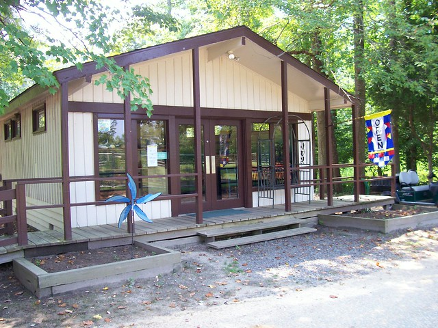 Previous Visitor Center