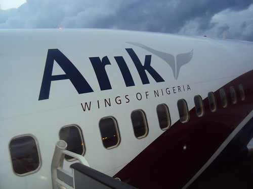 Arik - Wings of Nigeria. by Jujufilms