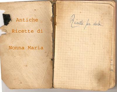 Mollica di pane dal quaderno di nonna maria marmellata for Ricette romane antiche