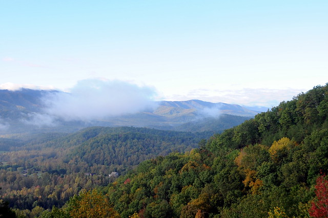 The Great Smoky Mountains - Flickr CC carlwwycoff