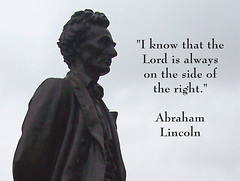 Lincoln & The Lord