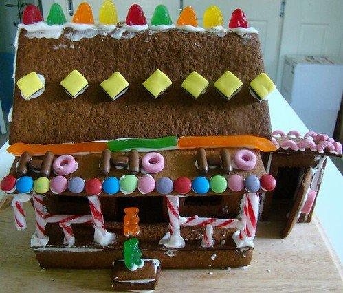 Gingerbread House Where Ocau Forums