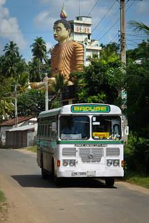 Sri Lanka street scene