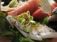 meal, sashimi, fish, seafood, produce, food, dish, cuisine, smoked salmon,