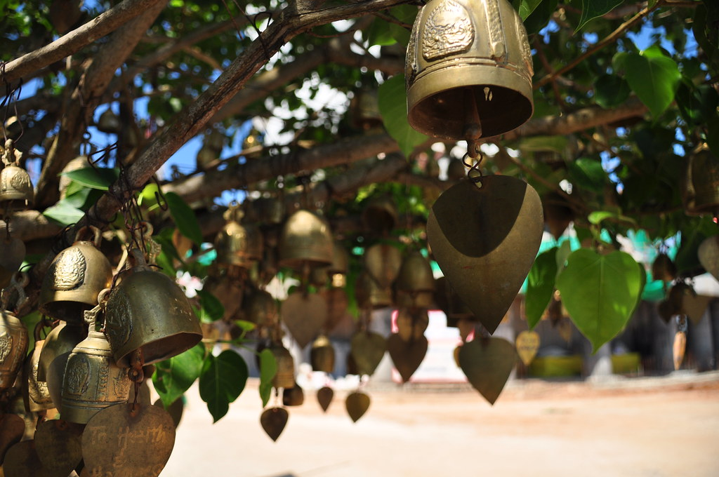 Bells, for luck