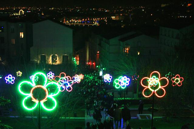 immagine Festa delle luci a Lione