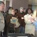 USW Activists Helping at UPMC Hospital