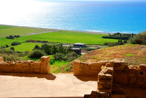 Beauty of Limassol (near to the Kourion (Curium) archaeological site), Cyprus