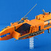 Orange Fighter by -Mainman-