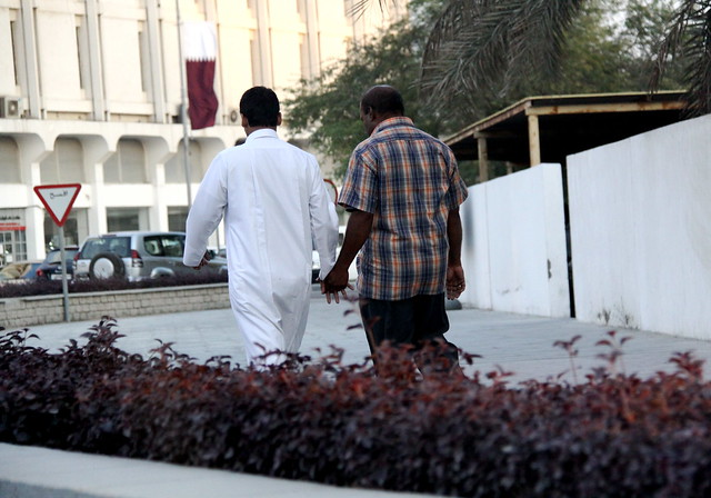 I Wanna Hold Your Hand - Doha, Qatar