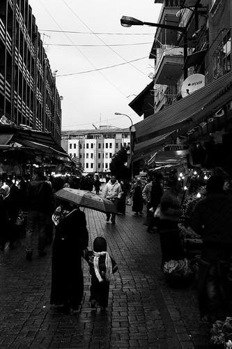 Uskudar, in the market