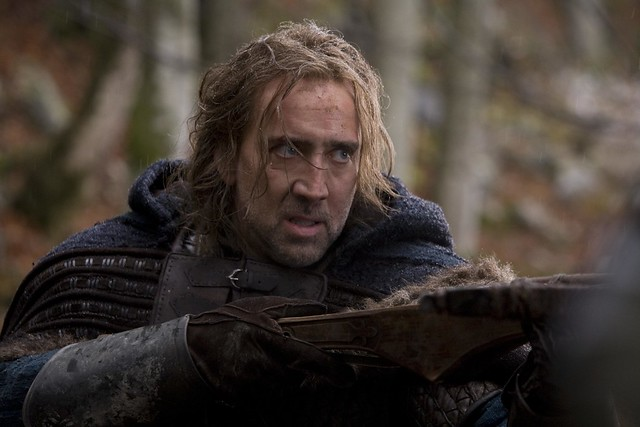 SEASON OF THE WITCH - Nicolas Cage