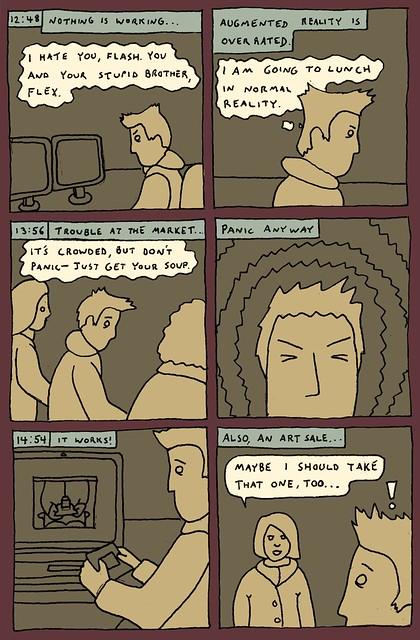 Hourly Comic Day 2010 - 3