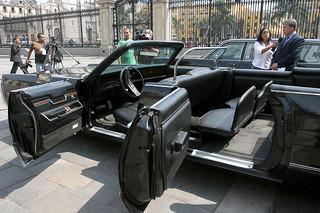 Peruvian presidential limousines 5