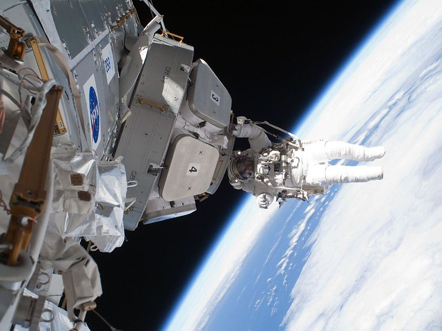 Window to the World (NASA, International Space Station Science, 02/10)