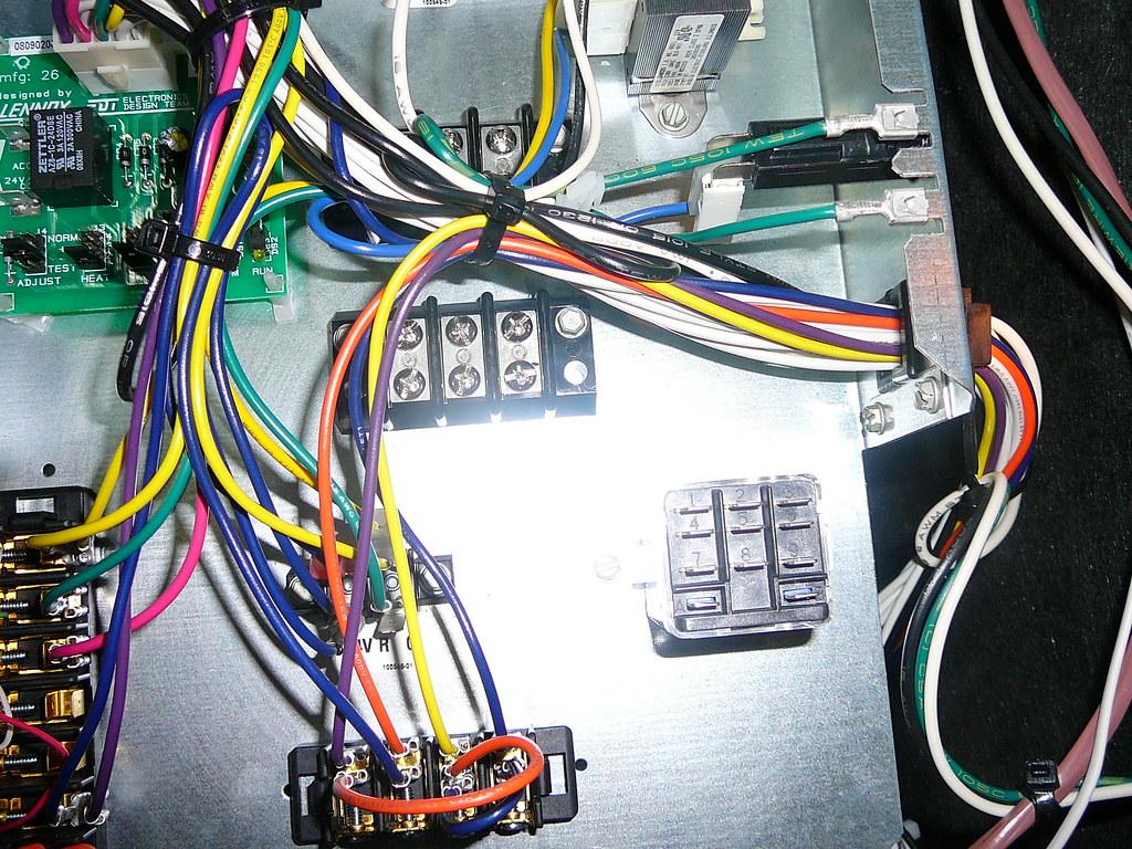 Wiring Tradeline L6006c Aquastat To Lennox Cbwmv Hydronic