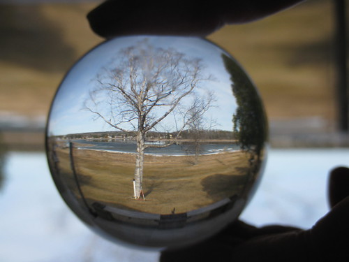 Looking Through My Crystal Ball