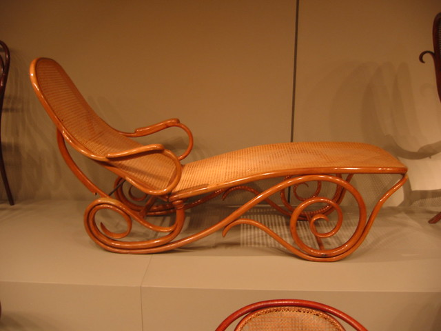 Art nouveau chaise lounge explore jdrule 39 s photos on for Art nouveau chaise lounge