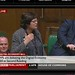 Tom Watson MP, tweeting from the House Of Commons during the Digital Economy Bill. by solobasssteve