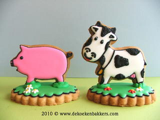 3D Cookies for kids