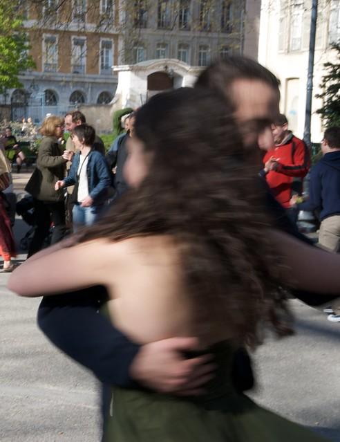 Header of danse