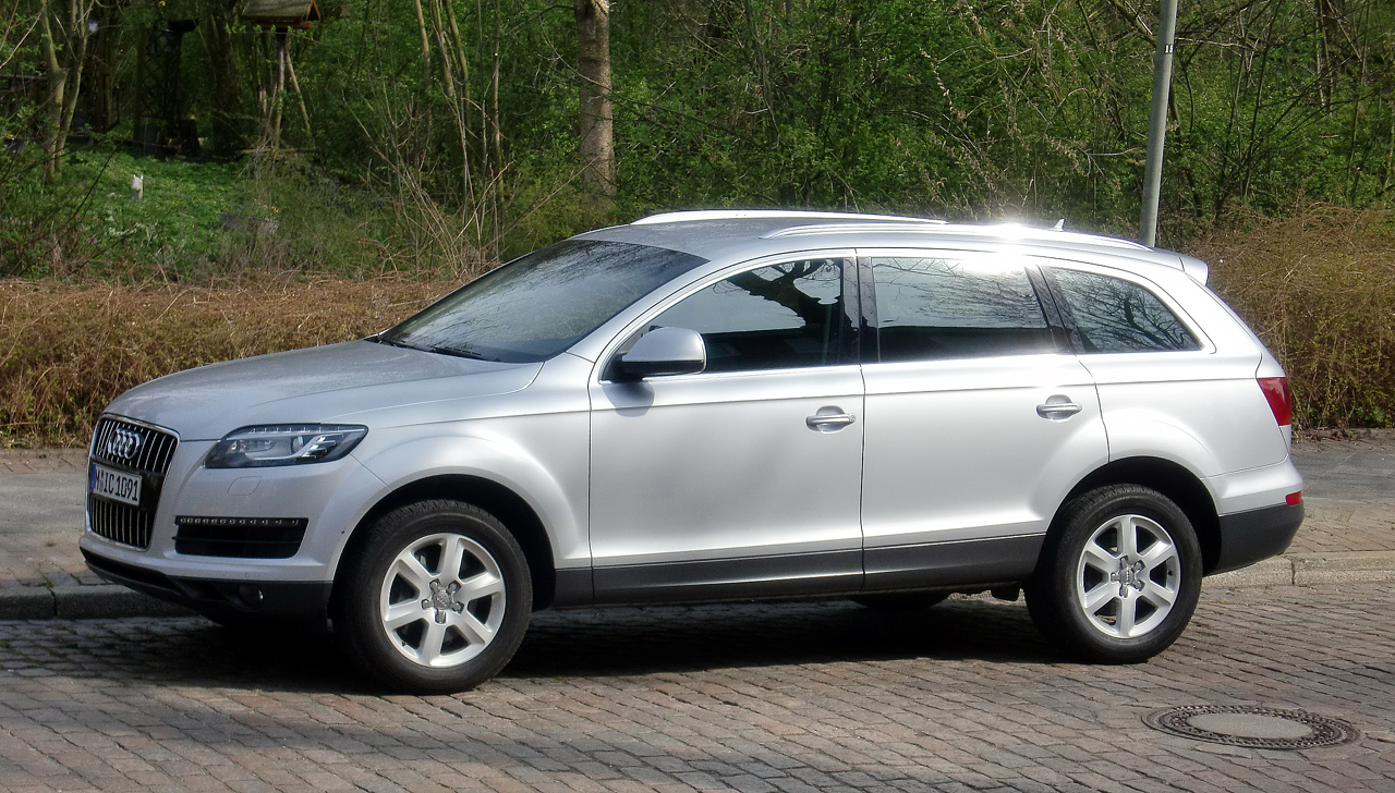 my personal car reviews audi q7 3 0 tdi or me and moby dick. Black Bedroom Furniture Sets. Home Design Ideas