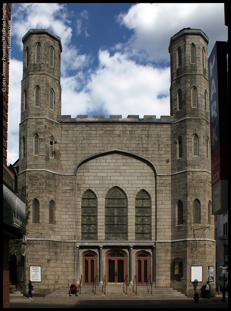 St Stephen's Episcopal Church - Philadelphia PA