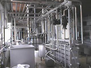 Fromagerie : fabrication du cantal, Ruynes-en-Margeride