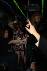 Dancing on the Bus - 2-26-2011