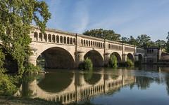 Pont-canal de l'Orb. Béziers